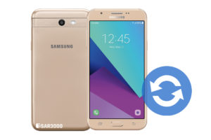 Update Samsung Galaxy J7 Prime SM-J727T Software