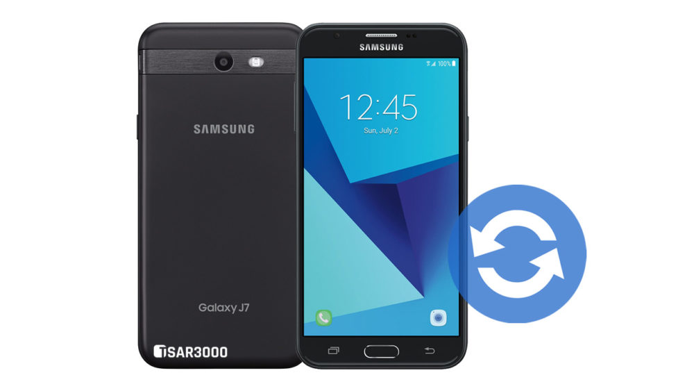 Update Samsung Galaxy J7 SM-J727U Software