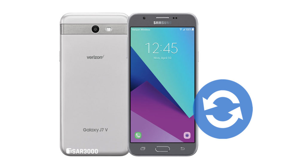 Update Samsung Galaxy J7 V SM-J727V Software