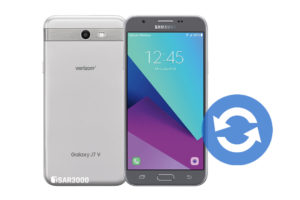 Update Samsung Galaxy J7 V SM-J727V Software
