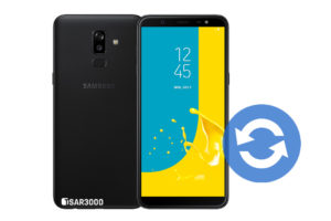 Update Samsung Galaxy J8 Software