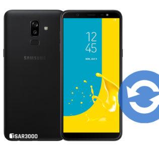 Update Samsung Galaxy J8 Software