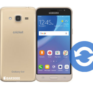Update Samsung Galaxy Sol SM-J321AZ Software