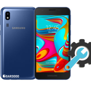 Factory Reset Samsung Galaxy A2 Core