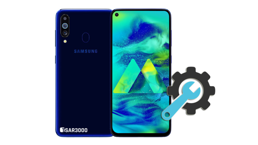 Factory Reset Samsung Galaxy M40