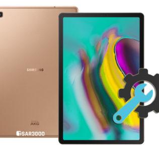 Factory Reset Samsung Galaxy Tab S5e