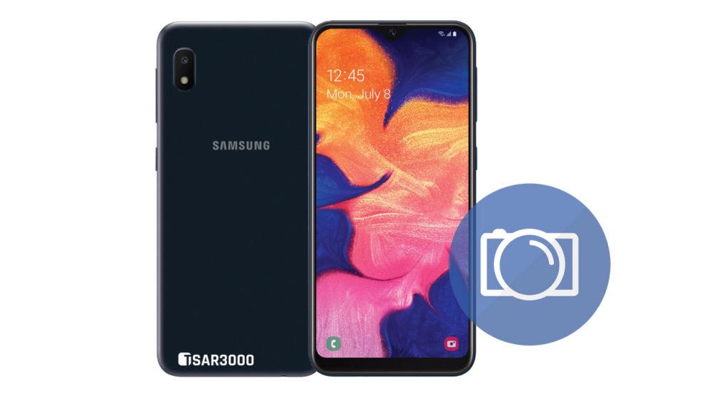 Take Screenshot Samsung Galaxy A10e