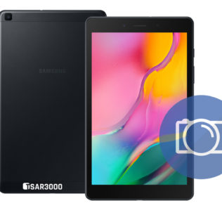 Take Screenshot Samsung Galaxy Tab A 8 2019 SM-T295