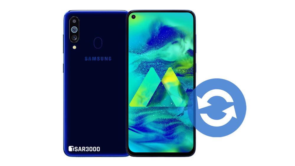 Update Samsung Galaxy M40 Software