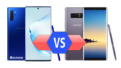 Samsung Galaxy Note 10+ vs Galaxy Note 8