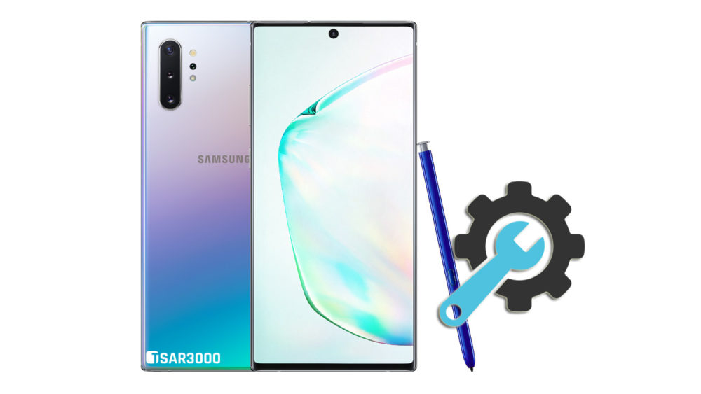 Factory Reset Samsung Galaxy Note 10 Plus