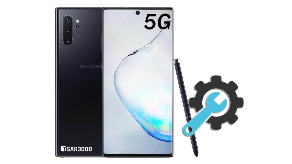 Factory Reset Samsung Galaxy Note 10 Plus 5G