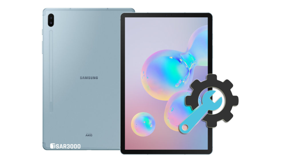 Factory Reset Samsung Galaxy Tab S6