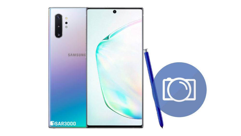 Take Screenshot Samsung Galaxy Note 10 Plus