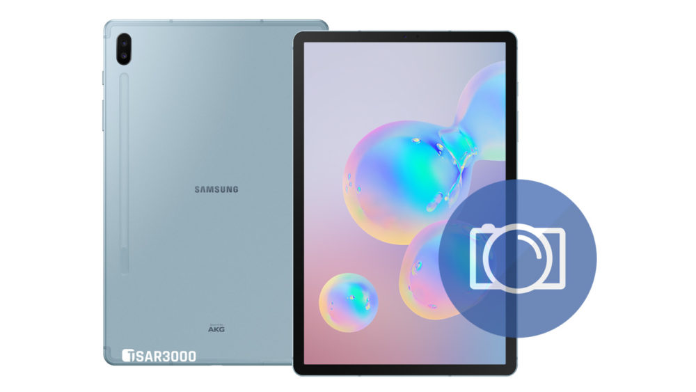 How To Take A Screenshot On Samsung Galaxy Tab S6 Tsar3000