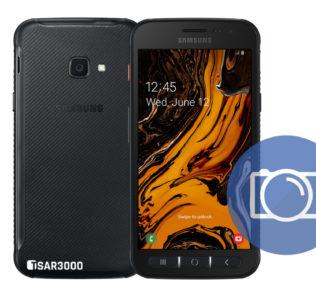 Take Screenshot Samsung Galaxy Xcover 4S