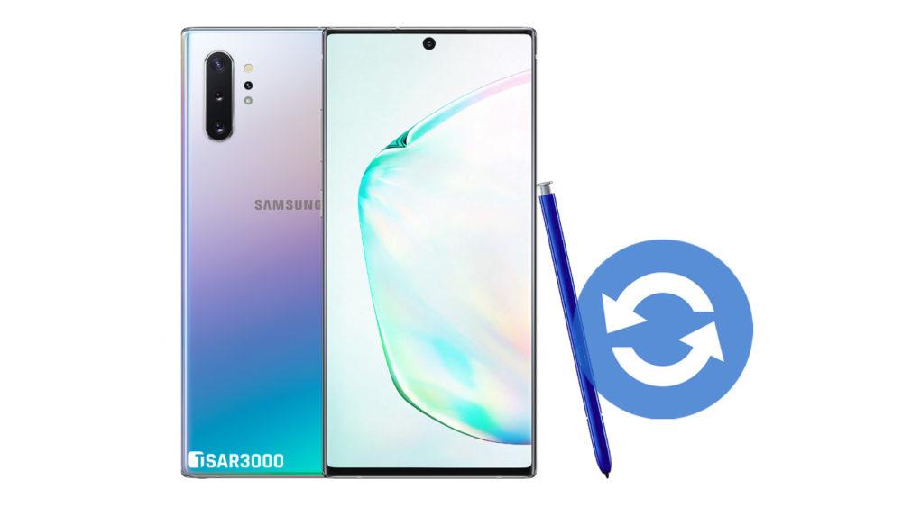 Update Samsung Galaxy Note 10 Plus Software