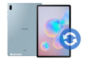 Update Samsung Galaxy Tab S6 Software