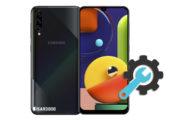 Factory Reset Samsung Galaxy A50s