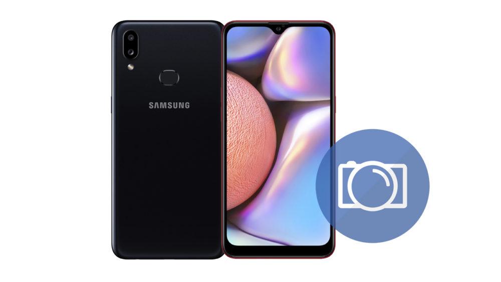 Take Screenshot Samsung Galaxy A10s