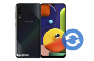 Update Samsung Galaxy A50s Software Version
