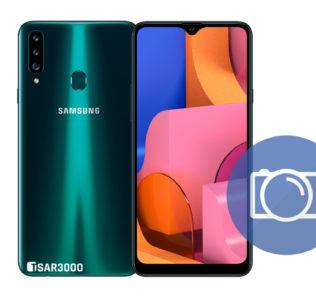 Take Screenshot Samsung Galaxy A20s