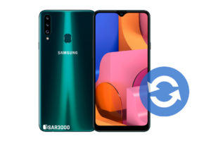 Update Samsung Galaxy A20s Software Version