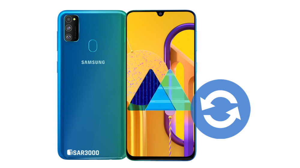 Update Samsung Galaxy M30s Software Version