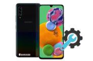 Factory Reset Samsung Galaxy A90 5G