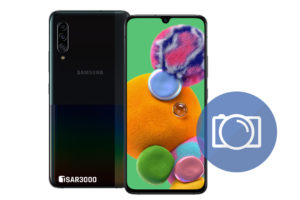 Take Screenshot Samsung Galaxy A90 5G