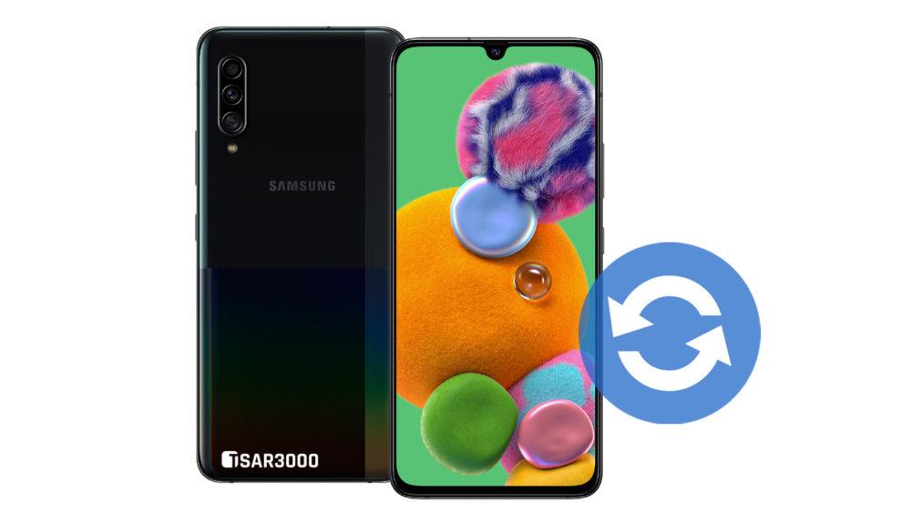 Update Samsung Galaxy A90 5G Software Version