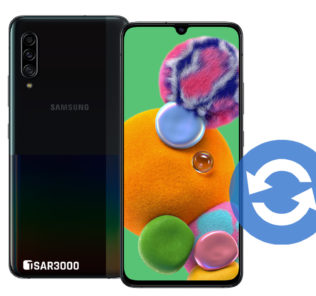 Update Samsung Galaxy A90 5G Software Version