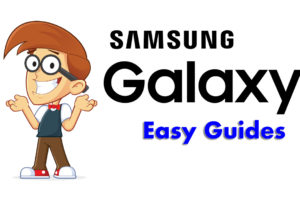 Samsung Galaxy Easy Guides