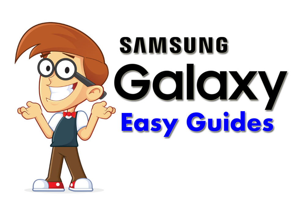 Samsung Galaxy Phones Easy Guides