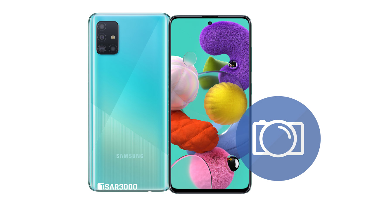 How To Take A Screenshot On Samsung Galaxy A11 - Tsar11
