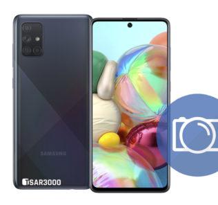 Take Screenshot Samsung Galaxy A71