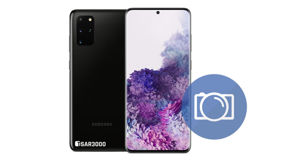 Take Screenshot Samsung Galaxy S20 Plus