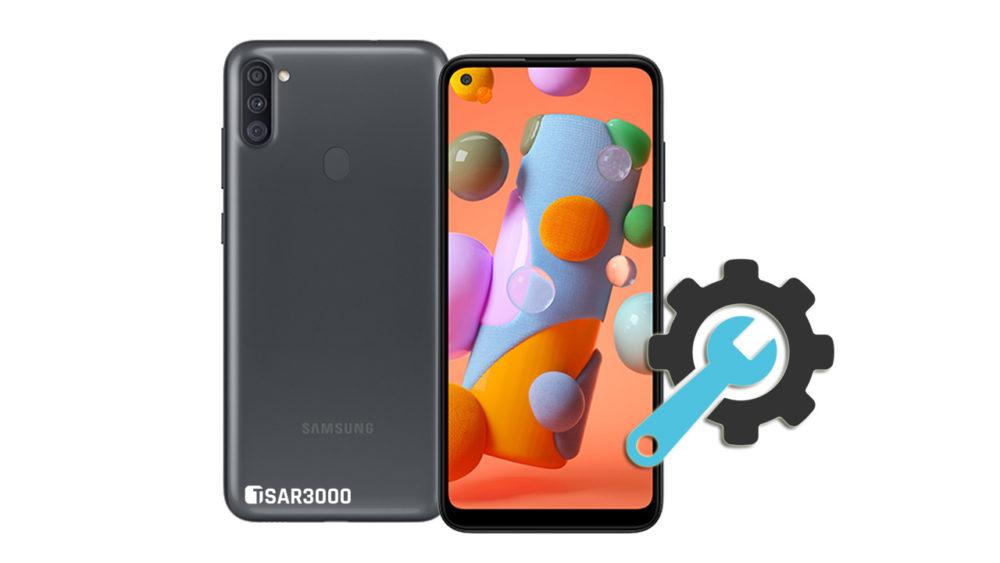 Factory Reset Samsung Galaxy A11