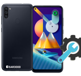 Factory Reset Samsung Galaxy M11