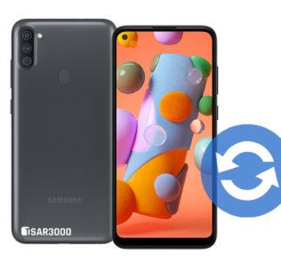 Samsung Galaxy A11 Software Update