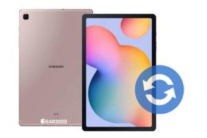 Samsung Galaxy Tab S6 Lite Software Update