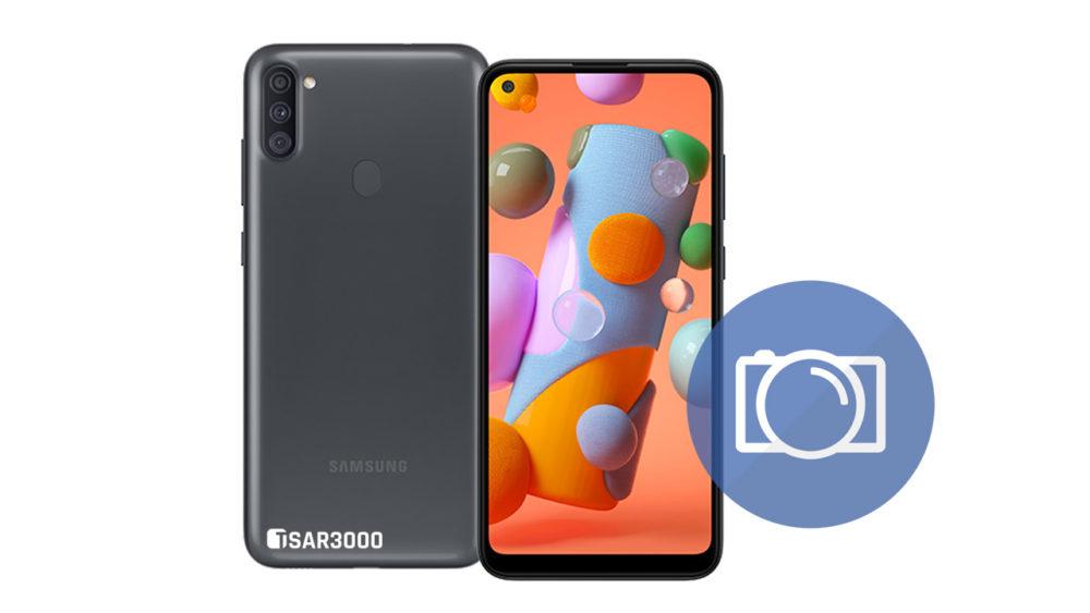 Take Screenshot Samsung Galaxy A11