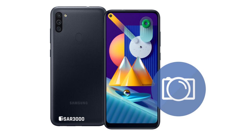 Take Screenshot Samsung Galaxy M11