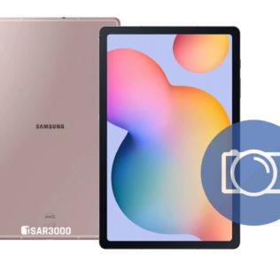 Take Screenshot Samsung Galaxy Tab S6 Lite