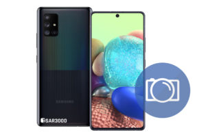 Take Screenshot Samsung Galaxy A Quantum
