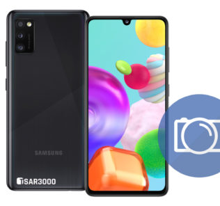 Take Screenshot Samsung Galaxy A41