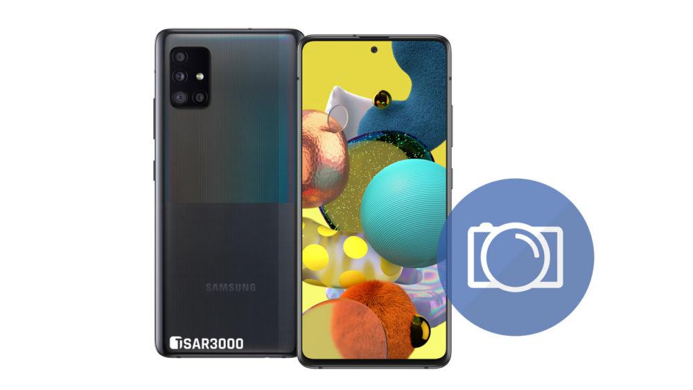 Take Screenshot Samsung Galaxy A51 5G