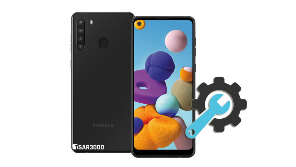 Factory Reset Samsung Galaxy A21