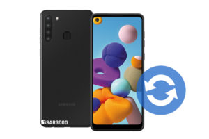 Samsung Galaxy A21 Software Update
