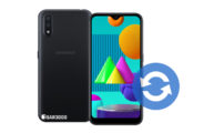 Samsung Galaxy M01 Software Update